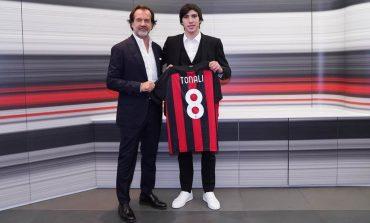 Ini Curahan Hati Sandro Tonali usai Gabung ke AC Milan