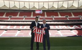 Resmi, Luis Suarez Dikontrak Atletico Madrid 2 Tahun