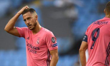 Pesan Luka Modric untuk Musim Debut Eden Hazard yang Mengecewakan