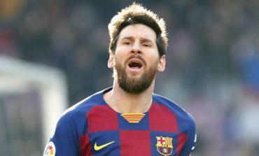 Tinggalkan Barcelona, Ini Pesan Ivan Rakitic untuk Lionel Messi