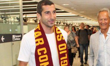 Resmi, Henrikh Mkhitaryan Tinggalkan Arsenal dan Pindah ke AS Roma
