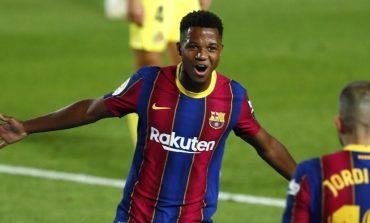 Ronald Koeman Ungkap Satu Hal yang Harus Dibenahi Ansu Fati di Barcelona