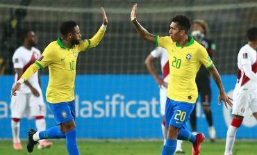 Hasil Pertandingan Peru vs Brasil: Skor 2-4