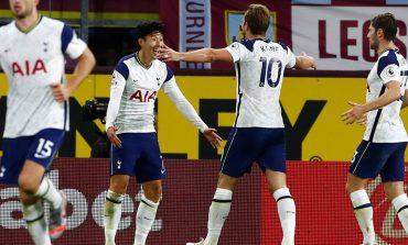 Hasil Pertandingan Burnley vs Tottenham: Skor 0-1