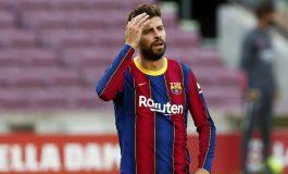 Soal Pemotongan Gaji, Pique Bantah Kabar Adanya Perpecahan di Skuat Barcelona
