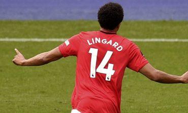 Manchester United Ijinkan Jesse Lingard Pergi