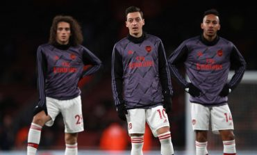 Arsenal Coret Mesut Ozil dari Skuad Liga Europa