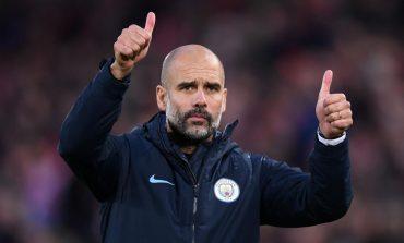 Pep Guardiola Tak Terlalu Pikirkan Kans Juara Man City