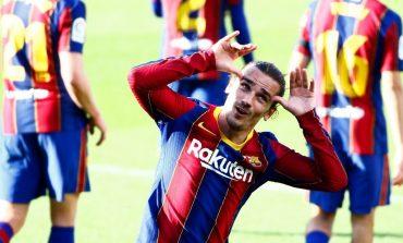 Man of the Match Barcelona vs Osasuna: Antoine Griezmann