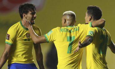 Hasil Pertandingan Brasil vs Venezuela: Skor 1-0