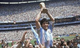 Tribut Menyentuh dari Lionel Messi dan Cristiano Ronaldo untuk Diego Maradona