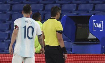 Hasil Pertandingan Argentina vs Paraguay: Skor 1-1