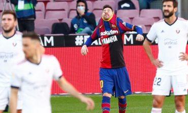 Hasil Pertandingan Barcelona vs Osasuna: Skor 4-0