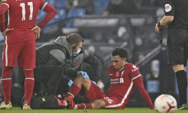 Gawat! Liverpool Kehilangan Trent Alexander-Arnold Selama Empat Pekan