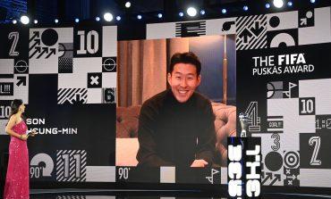 Gol Solo Run Son Heung-min Berbuah Puskas Award 2020