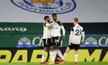 Leicester City vs Fulham: Si Rubah Tumbang 1-2