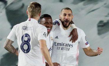 Madrid vs Gladbach: Menang 2-0, Los Blancos Lolos ke 16 Besar