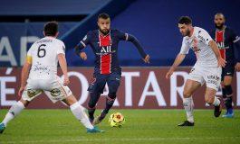 PSG Menang 2-0 Lawan Lorient