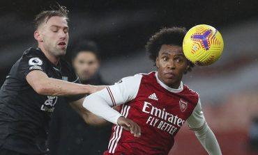 Hasil Pertandingan Arsenal vs Burnley: Skor 0-1