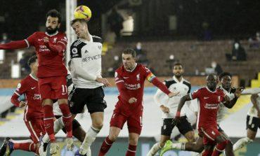 Hasil Pertandingan Fulham vs Liverpool: Skor 1-1
