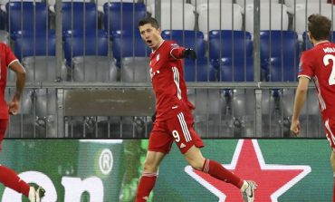 Sah! Robert Lewandowski Raih The Best FIFA Men's Player 2020