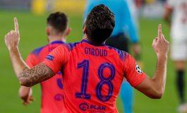 Hasil Pertandingan Sevilla vs Chelsea: Skor 0-4