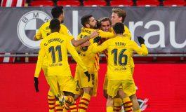 Barcelona Lebih Solid dan Percaya Diri