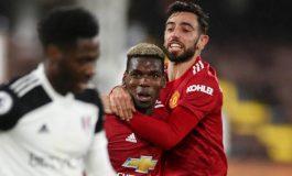 Fulham vs MU: Menang, Setan Merah Kembali Puncaki Klasemen