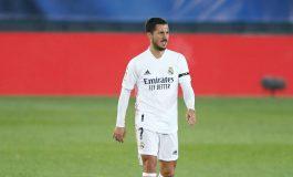 Kembali Jadi Starter di Madrid, Eden Hazard Belum Menggigit