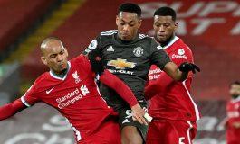 Liverpool vs Man United Berakhir 0-0