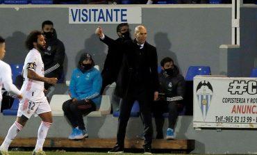 Real Madrid Dipermalukan Tim Divisi 3, Zidane Kalem soal Masa Depan