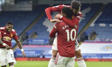 Manchester United di Puncak Klasemen, Bruno Fernandes Ogah Bicara Juara
