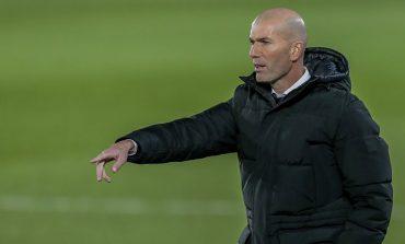 Kalah dari Tim Gurem, Zidane Masih Aman dari Pemecatan