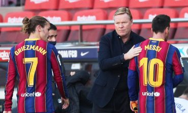 Comeback Lawan Real Betis, Koeman Puji Mentalitas Barcelona