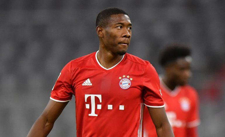 David Alaba Tinggalkan Bayern Munchen di Akhir Musim