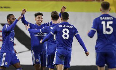 Fulham vs Leicester: Menang 2-0, Si Rubah Geser Liverpool dari Tiga Besar