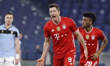 Lazio vs Bayern: Die Roten Gilas Biancoceleste 4-1