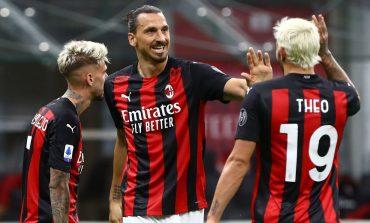 Liga Europa: AC Milan Momok Manchester United di Eropa