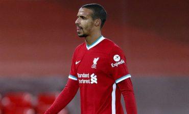 Liverpool Kehilangan Joel Matip sampai Akhir Musim