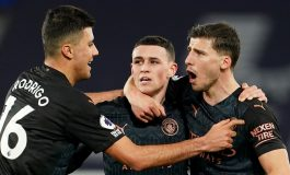 Manchester City Masih 100 Persen Kemenangan di 2021