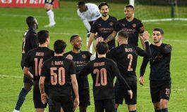 Piala FA: Bekuk Swansea, Man City ke Perempatfinal