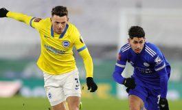 Piala FA: Gol Iheanacho Bawa Leicester Singkirkan Brighton