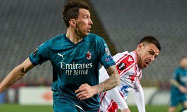 Red Star vs AC Milan: Gol Menit Akhir Paksa Rossoneri Imbang 2-2