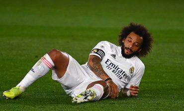 Stok Bek Madrid Tipis Banget, Marcelo Malah Cedera
