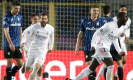 Hasil Pertandingan Atalanta vs Real Madrid: Skor 0-1