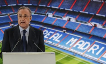 Kabar Buruk Buat Real Madrid: Florentino Perez Positif Covid-19