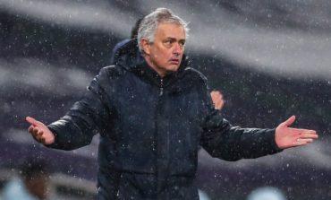 Jose Mourinho Akhirnya Derita Dua Kekalahan Kandang Beruntun, Sudah Bukan Special One Lagi?