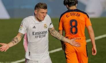Man of the Match Real Madrid vs Valencia: Toni Kroos