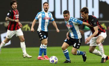 AC Milan vs Napoli: Rossoneri Terkapar 0-1 di San Siro