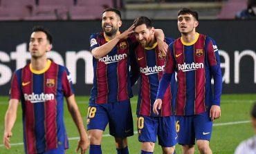 Barcelona vs Huesca: Menang 4-1, El Barca Gusur Madrid